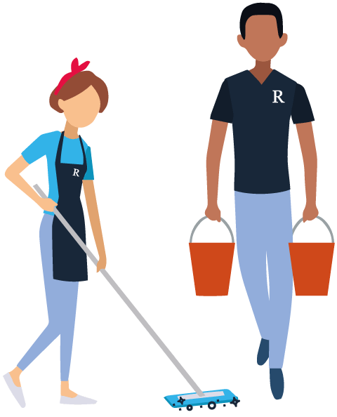 Commercial Office Cleaning services across Norwich and Norfolk